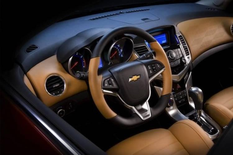 Chevrolet Cruze Z-Spec (SEMA 2010)