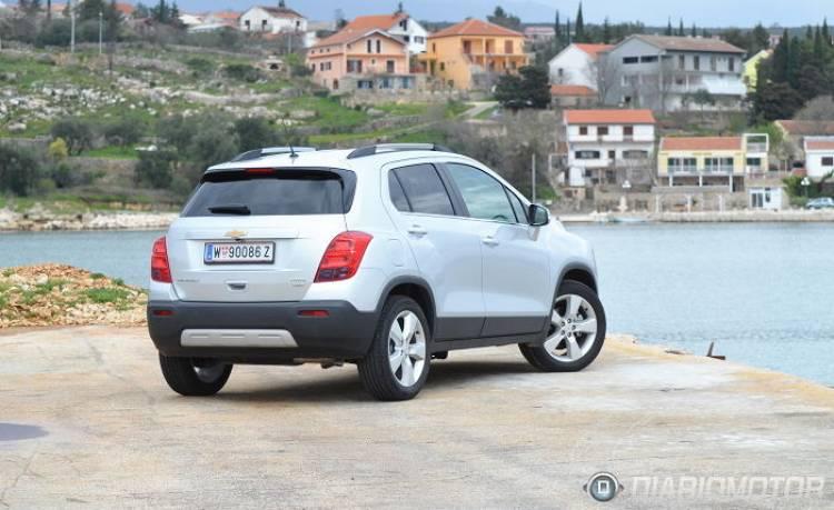Chevrolet Trax, presentación y prueba en Croacia: en marcha con el nuevo SUV ¿diésel o gasolina?