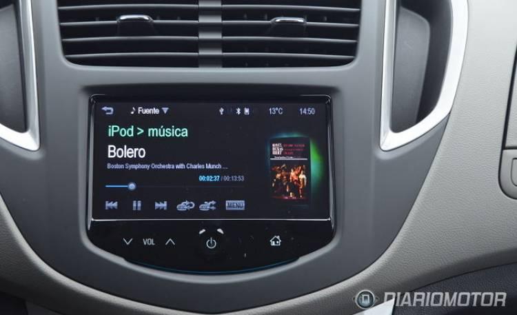 Chevrolet Trax, presentación y prueba en Croacia: dando el toque americano al segmento SUV