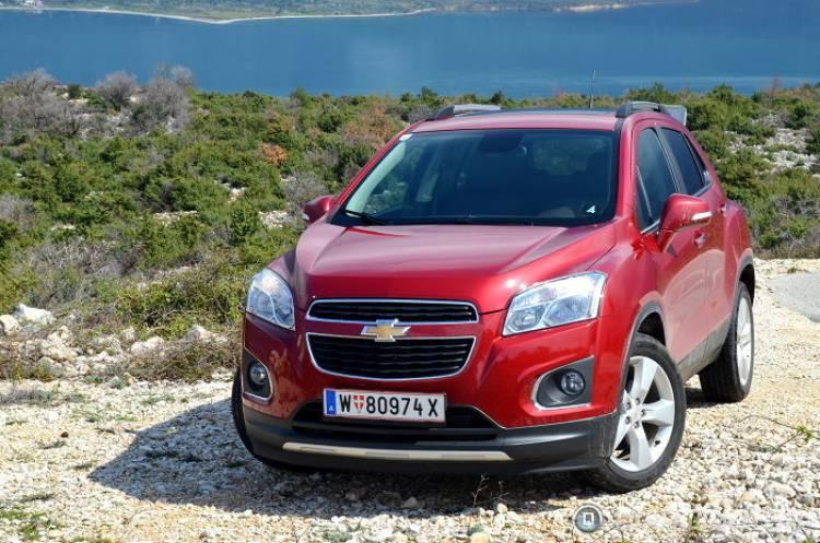 Chevrolet Trax Presentacin Y Prueba En Croacia En Marcha Con El