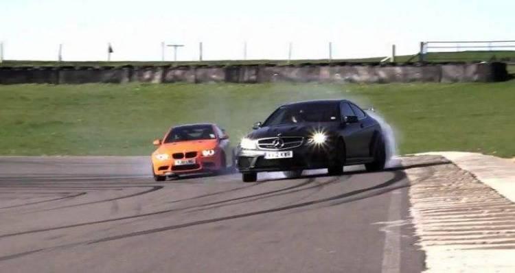 Porsche 911 GT3 RS 4.0 vs BMW M3 GTS vs Mercedes C63 AMG Black Series