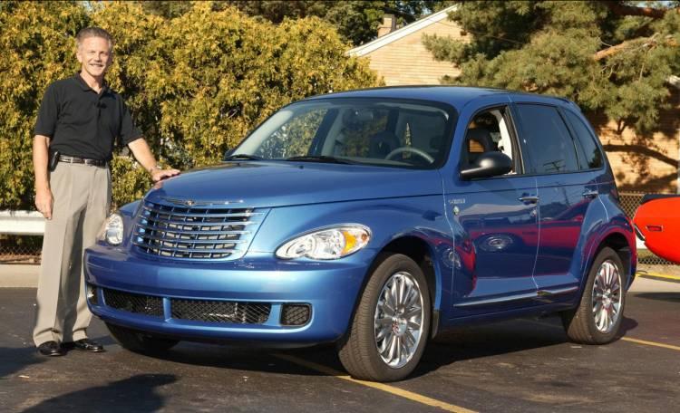 Chrysler PT Cruiser Larry Lions