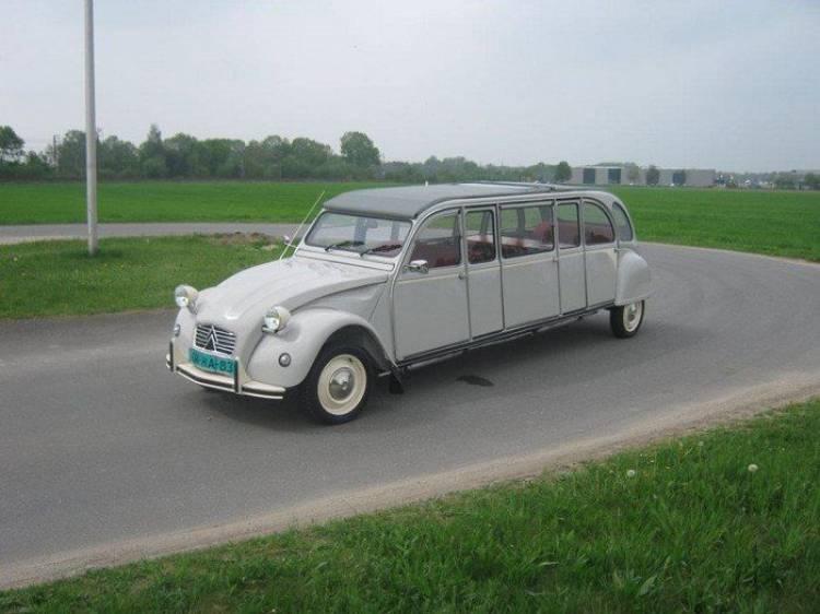 Citroën 2CV limusina