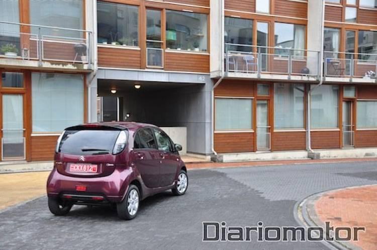 Citroën C-Zero, toma de contacto