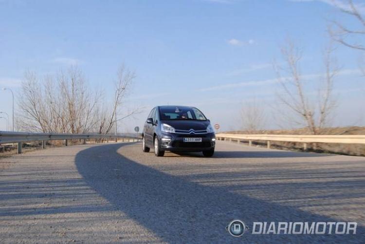 Citroën C4 Picasso a prueba