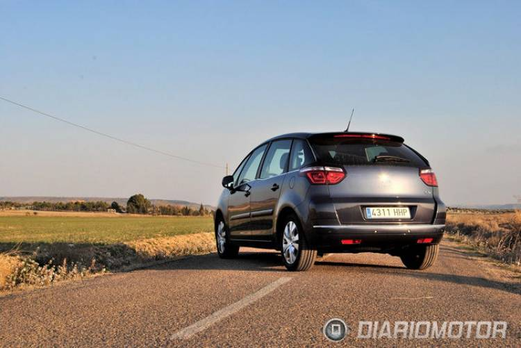¿El nuevo Citroën C4 Picasso listo para Ginebra?
