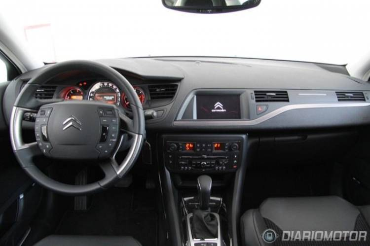 Citroën C5 2.0 HDI Exclusive 2012