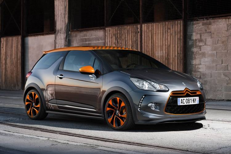 Citroën DS3 Racing