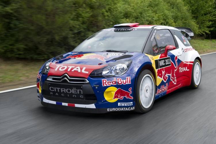 Citroën DS3 WRC (2011)