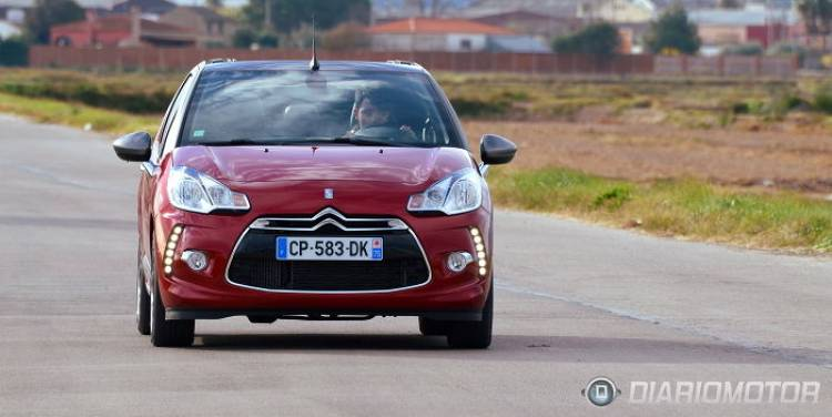 Citroën DS3 Cabrio, presentación y prueba en Valencia: ¿qué tal se desenvuelve dinámicamente?