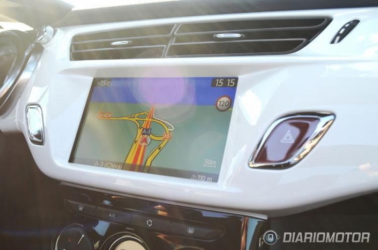 Gama y precios del Citroën DS3 Cabrio para España