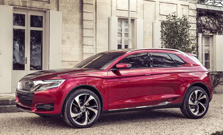 Citroën DS4 Sedán y DS X7: en 2014 con China como mercado principal