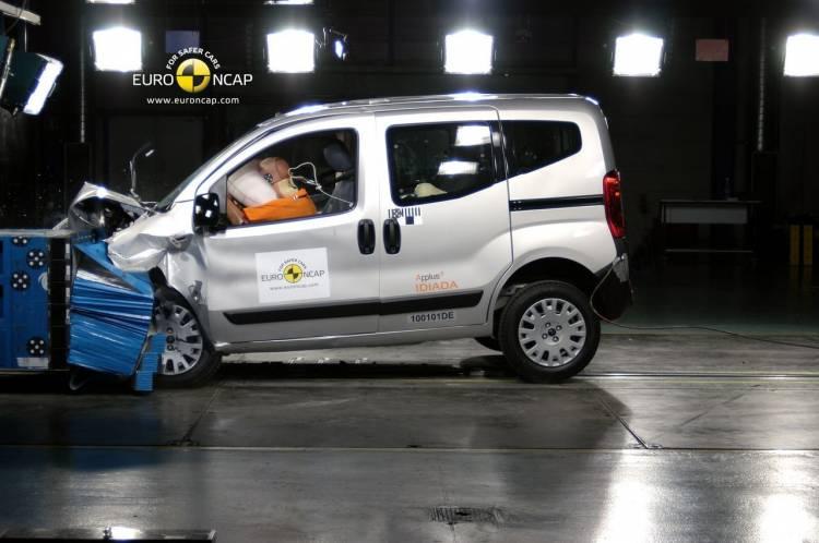 EuroNCAP crash-test marzo 2010