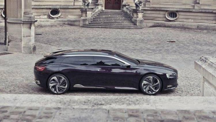 Citroën Numéro 9 Concept