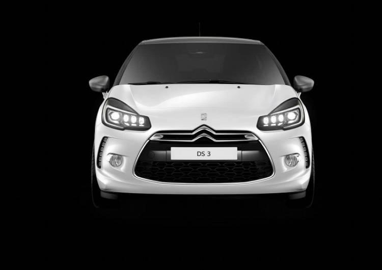 Citroën DS3 y DS3 Cabrio 2014: ahora con faros xenón y LED