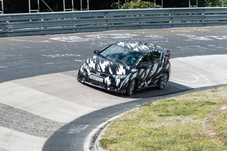 El próximo Honda CR-Z se basará en el Civic Type R... y podría alcanzar unos 225 caballos
