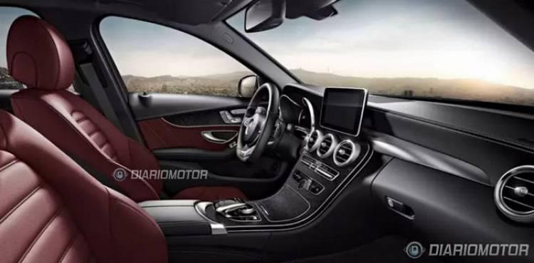 Mercedes Clase C 2014