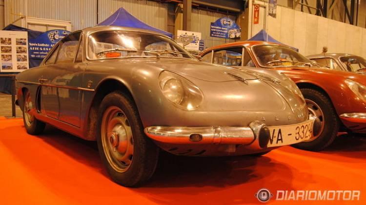 ClassicAuto 2013: visitamos el Salón del vehículo clásico de Madrid