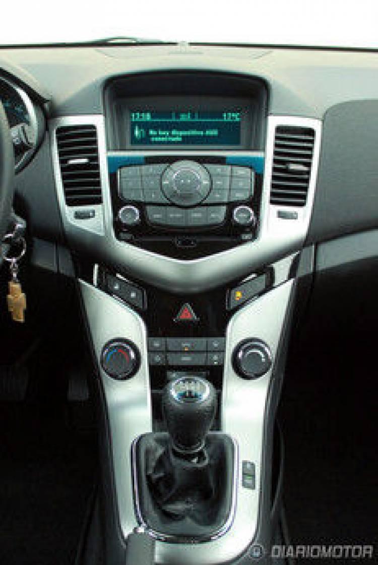 Chevrolet Cruze 1.7 VCDI 130 CV LT+