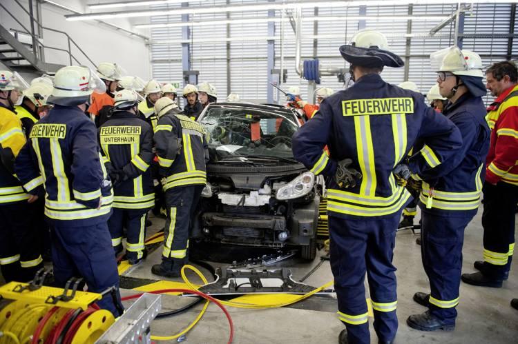 Praxistraining Rettungsdienste
