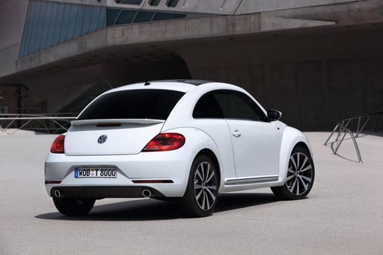 Volkswagen presenta el acabado R-Line para el Beetle