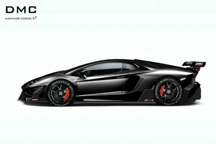 Lamborghini Aventador LP988 Edizione GT: DMC vuelve a hacer de las suyas
