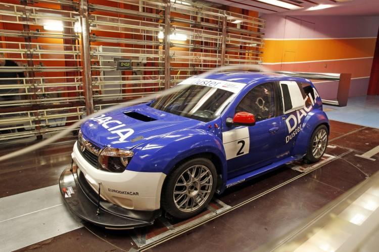 "Dacia Duster ""No Limit"" Pikes Peak"