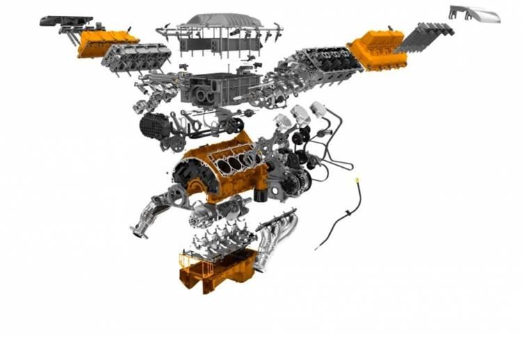 Dodge V8 HEMI HELLCAT