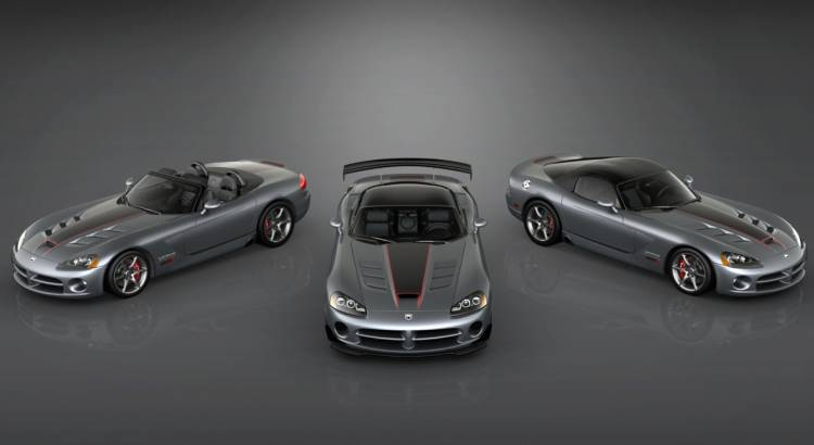 Dodge Viper SRT10 Final Edition