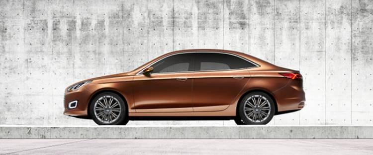 Ford Escort Concept: el renacer conceptual de un modelo mítico