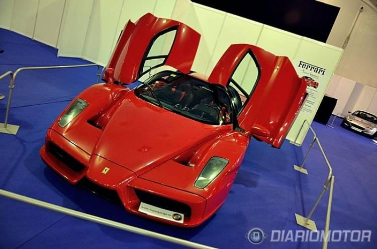 Exposición Ferrari Estepona