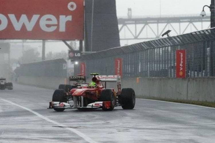 Felipe Massa (Ferrari) - GP de Canadá 2011