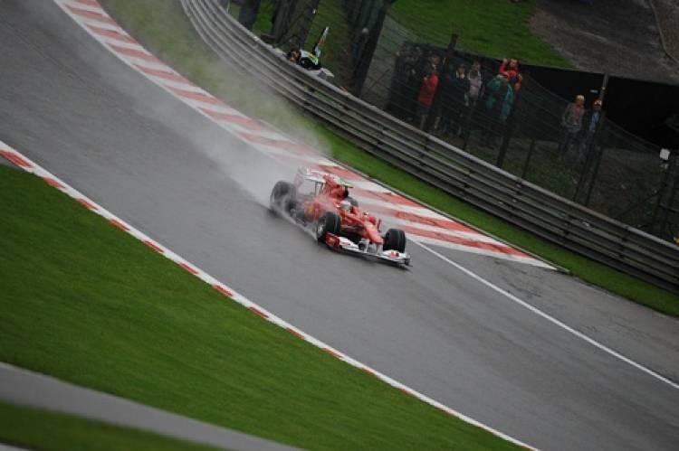 Fernando Alonso (Ferrari) - GP Bélgica 2010 - Tiempos y Parrilla Salida