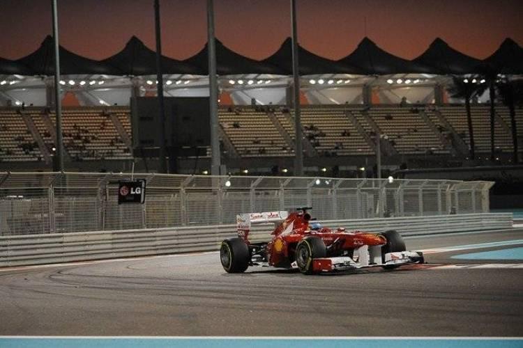 Fernando Alonso (Ferrari) - GP Abu Dhabi 2011