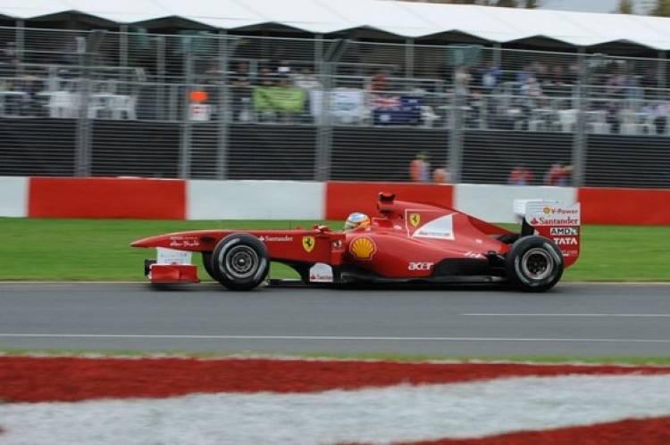 Fernando Alonso (Ferrari) - GP Australia 2011