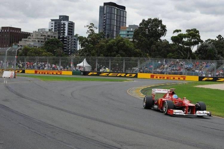 Fernando Alonso (Ferrari) - GP Australia 2012