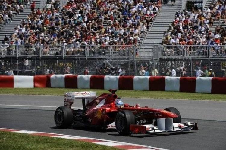 Fernando Alonso (Ferrari) - GP Canadá 2011