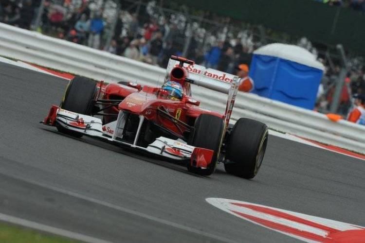Fernando Alonso (Ferrari) - GP de Gran Bretaña 2011