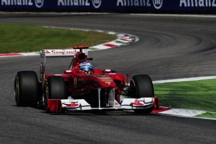 Fernando Alonso (Ferrari) - GP Italia 2011
