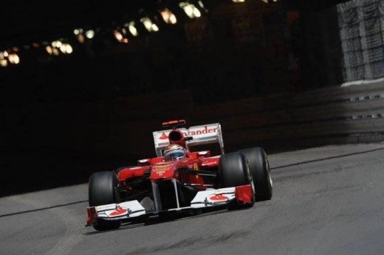 Fernando Alonso (Ferrari) - GP Mónaco 2011