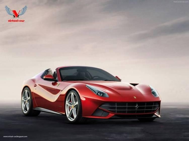 Ferrari F12 berlinetta Spider y Porsche 911 turbo cabriolet