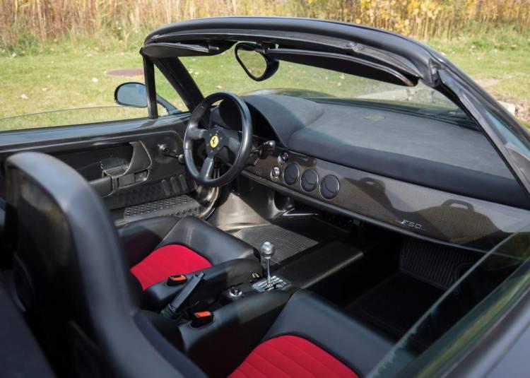 Ferrari F50 negro_interior_2HD