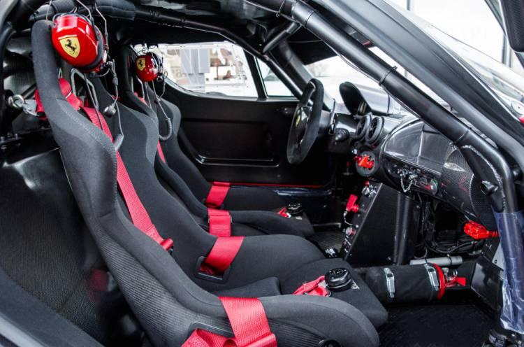 Ferrari FXX Evoluzione Stradale 142162_23