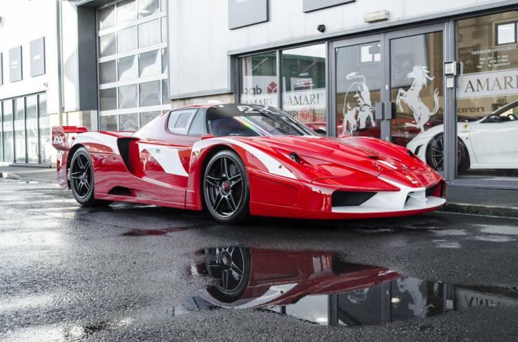 Ferrari FXX Evoluzione Stradale 142162_8