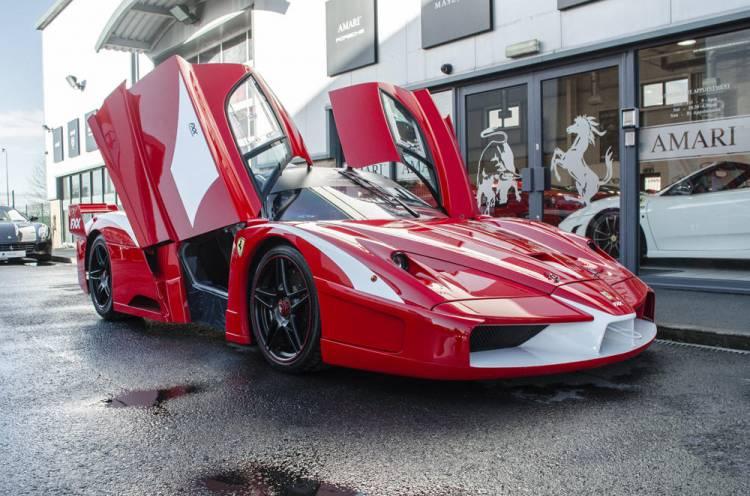 Ferrari FXX Evoluzione Stradale 142162_9