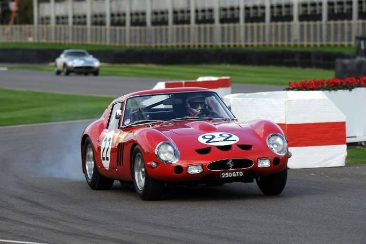 El Ferrari 250 GTO marca un nuevo récord en una subasta: 28,5 millones de euros