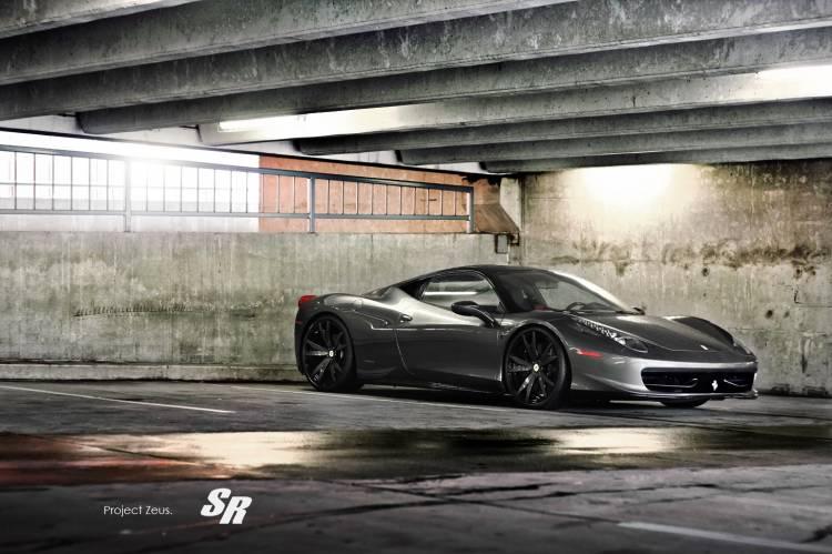 "Ferrari 458 Italia ""Project Zeus"""