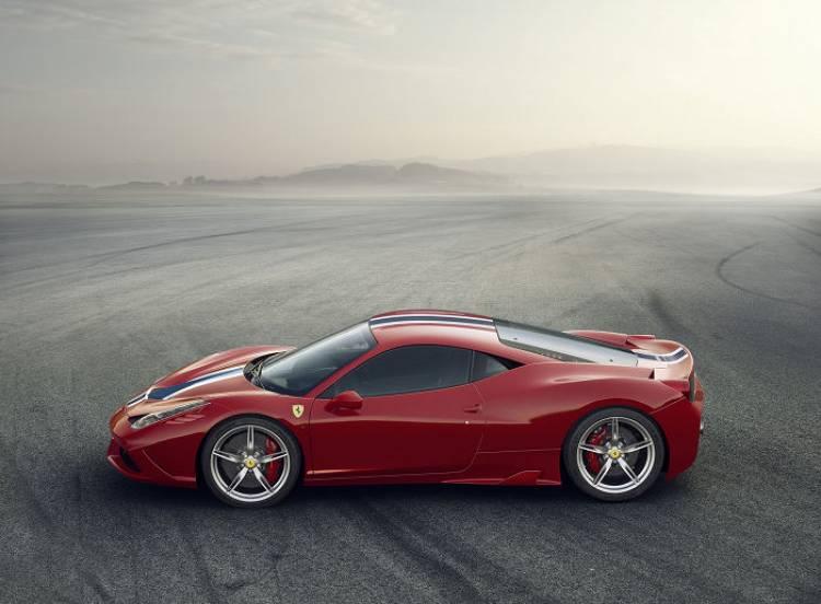 Ferrari 458 Speciale: demos la bienvenida al 458 Scuderia