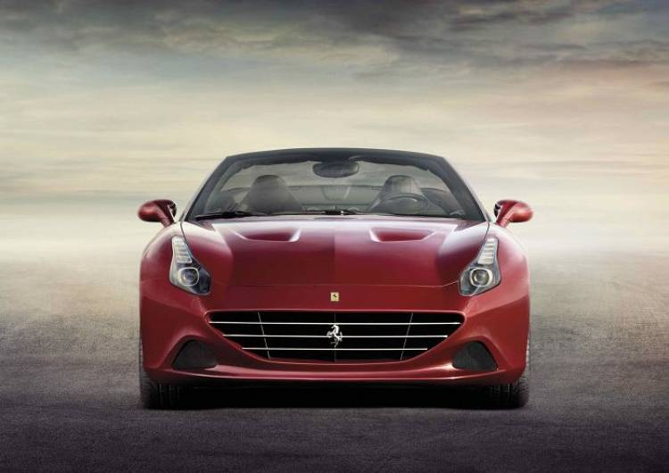 Ferrari California T, todos los detalles