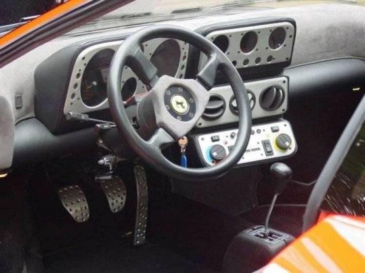 Ferrari FZ93, a la venta por un millón de euros